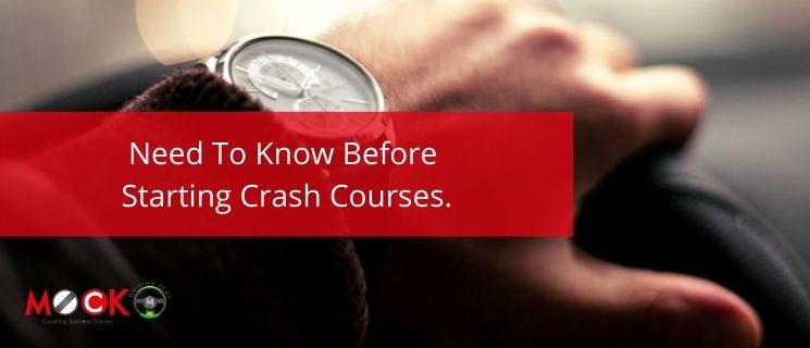 What You Need To Know Before Starting Driving Crash Courses?