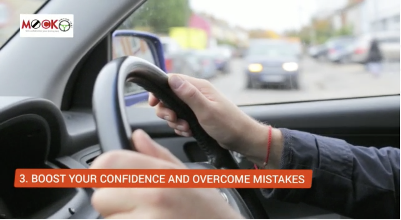 How To Tackle Weak Points Before Your UK Driving Test through Pass-Assist lessons
